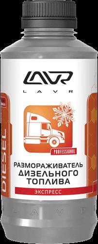 Lavr Ln2131 Размораживатель дизельного топлива (1000 мл)