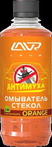 Lavr Ln1216 Омыватель стекол Антимуха Orange (концентрат, 330 мл)