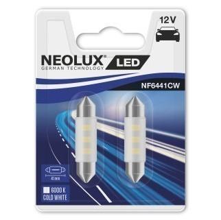 Светодиодные лампы Neolux C5W41 (6000К, 2 шт)