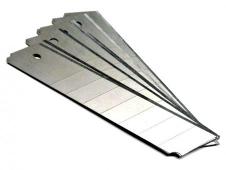 Лезвия для ножей Вихрь 18 мм (10 шт)
