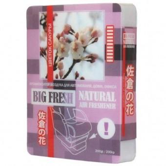 Ароматизатор Big Fresh BF-17 (цветок сакуры)
