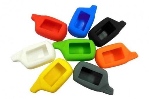 Чехлы для брелоков силиконовые