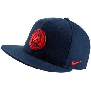 Бейсболка ФК ПСЖ 2016-17 Nike SEASONAL TRUE темно-синяя, арт.15781