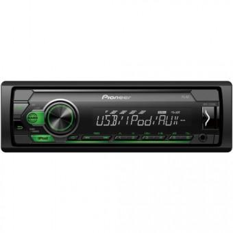 MP3-ресивер Pioneer MVH S110UIG USB, FLAC,зеленая подсветка