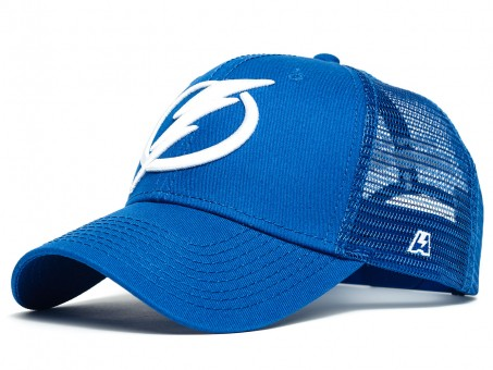 Бейсболка NHL Tampa Bay Lightning, р.55-58, арт.28111