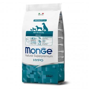 Сухой корм для собак Monge Specialty Line - Adult Hypo (2,5 кг)
