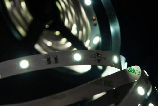 Лента светодиодная SWG SMD-5050-30Led (IP20, 7,2 Вт, 6500K) - 1 м