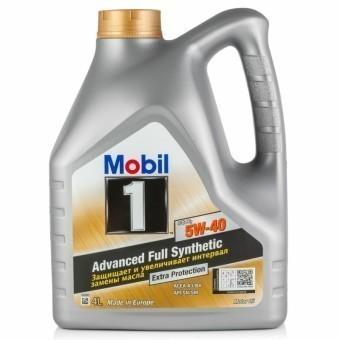 Масло моторное Mobil 1 FS X1 5W40 (4 л)