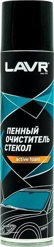 Lavr Ln1621 Пенный очиститель стекол (аэрозоль, 400 мл)