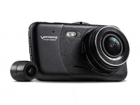 Видеорегистратор Viper FHD-650 (с наружной камерой)