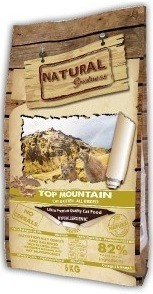 Сухой корм для кошек Natural Greatness Top Mountain, 6 кг