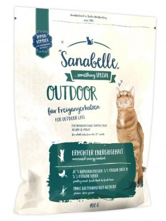 Сухой корм для кошек Sanabelle Outdoor (0,4 кг)