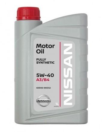 Масло моторное Nissan 5W40 (1 л)