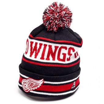 Шапка NHL Detroit Red Wings, р.52-54, арт.59021 (детск)