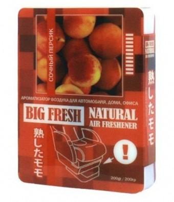Ароматизатор Big Fresh BF-11 (сочный персик)