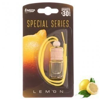 Ароматизатор в баночке Luazon Special Series (лимон)