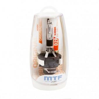 Ксеноновая лампа MTF D2R 4300K