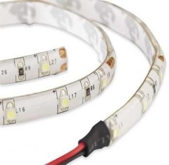 Лента светодиодная DIP LED 5 мм (green, герм., в силиконе, 1 м)