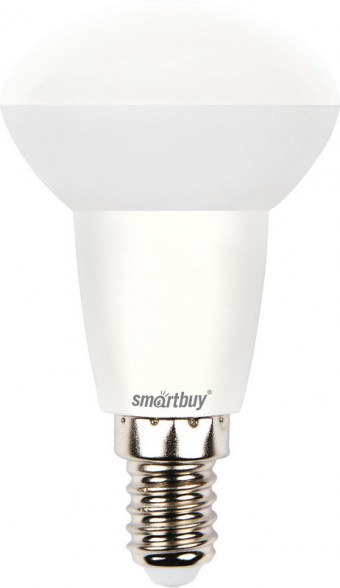 Лампа Smartbuy R50 6W 3000K E14 (380 Лм)