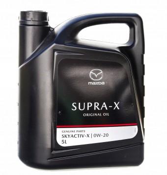 Масло моторное Mazda Supra-X 0W20 (5 л)