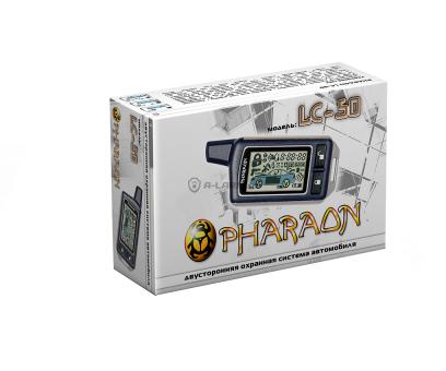 Автосигнализация Pharaon LC50 (а/з)