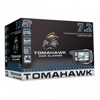 Автосигнализация Tomahawk 7.2 (об/с)