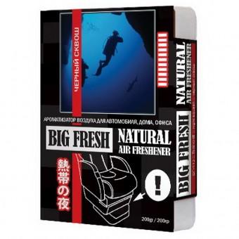 Ароматизатор Big Fresh BF-113 (черный скош)