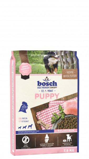 Сухой корм для собак Bosch Puppy, 7,5 кг
