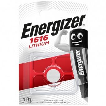 Батарейка CR1616 Energizer Lithium (блистер, 1 шт)