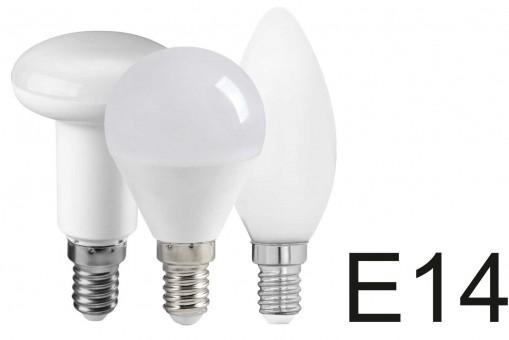 Светодиодные лампы Е14