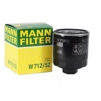 Фильтр масляный MANN-FILTER W 712/52