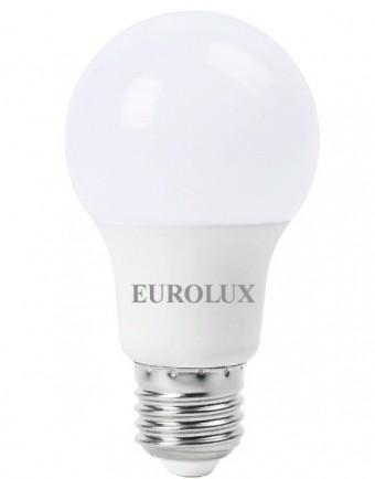 Лампа Eurolux LL-E-A60-7W-230-4K-E27 (560 Лм)