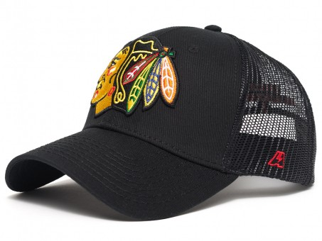 Бейсболка NHL Chicago Blackhawks, р.55-58, арт.28146