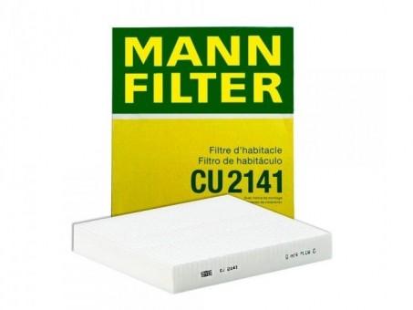 Фильтр салонный MANN-FILTER CU 2141
