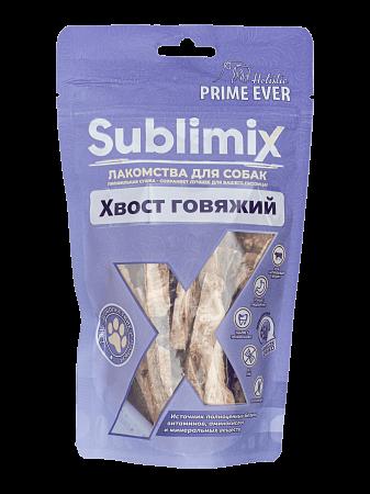 Лакомство для собак Prime Ever Sublimix, хвост говяжий, 100 г