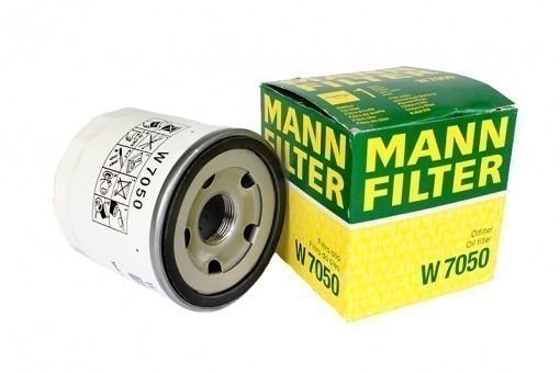Фильтр масляный MANN-FILTER W 7050
