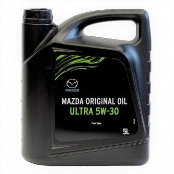 Масло моторное Mazda Original Oil Ultra 5W30 (5 л)