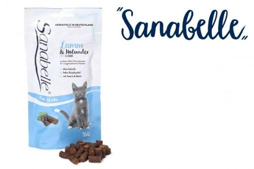 Лакомства для кошек Sanabelle