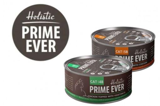 Консервы для кошек Prime Ever