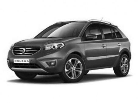 Renault Koleos (2011>) rest.