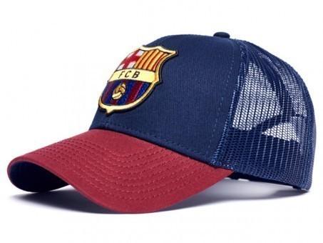 Бейсболка FC Barcelona, р.55-58, арт.107741
