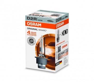 Ксеноновая лампа Osram D2R Xenarc Original 4300K