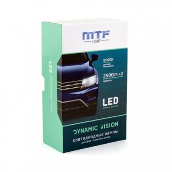 Светодиодные лампы MTF Dynamic Vision HB3 (5500K)
