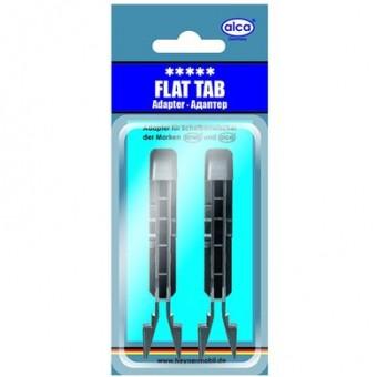 Адаптеры щеток Alca Flat Tab (Audi, Seat, 2 шт)