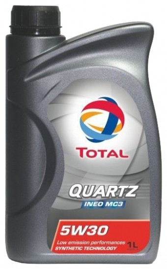 Масло моторное Total Quartz Ineo MC3 5W30 (1 л)