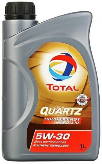 Масло моторное Total Quartz 9000 Energy HKS 5W30 (1 л)