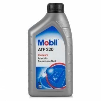 Масло трансмиссионное Mobil ATF 220 (1 л)