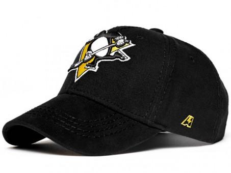 Бейсболка Pittsburgh Penguins, р.52-54, арт.28120 (детск)
