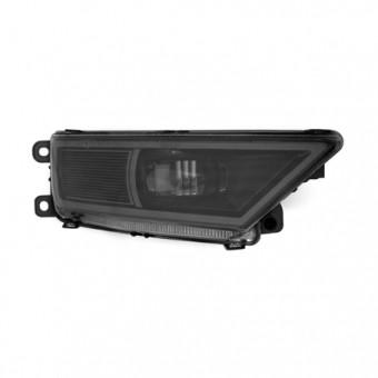 Светодиодные противотуманные фары MTF FL10TG black Volkswagen Tiguan