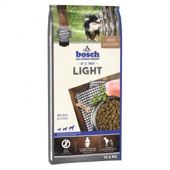 Сухой корм для собак Bosch Light, 12,5 кг